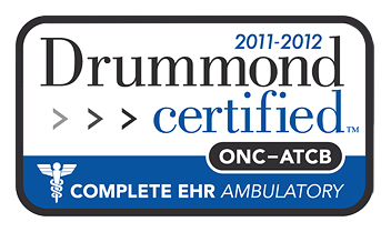 ZipChart EMR is fully certified EMR